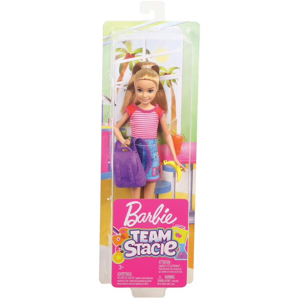 Barbie Team Stacie Blonde Hair - Toyworld