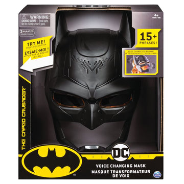 Batman Voice Changing Mask - Toyworld