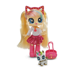 Best Furry Friends Big Bestie Deluxe Doll Assorted Styles Img 1 - Toyworld