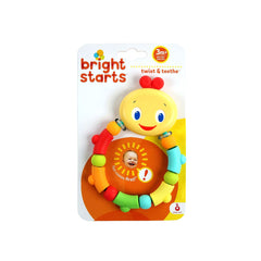 BRIGHT STARTS INFANT TWIST & TEETHE