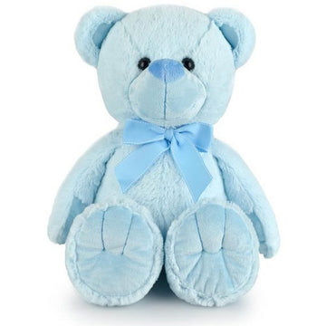 Buddy Blue Bear Plush - Toyworld