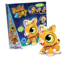 Build A Bot Light Lion - Toyworld
