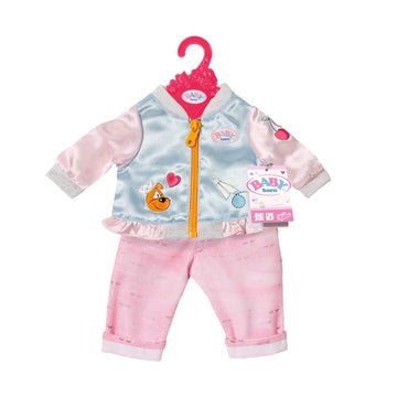 Baby Born Casuals Clothing Assorted - Toyworld