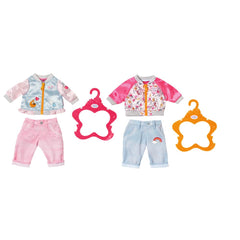 Baby Born Casuals Clothing Assorted Img 3 - Toyworld