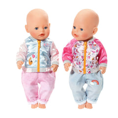 Baby Born Casuals Clothing Assorted Img 5 - Toyworld