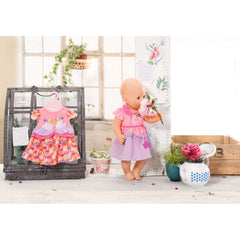 Baby Born Dress Assorted Img 5 - Toyworld