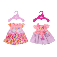 Baby Born Dress Assorted Img 2 - Toyworld