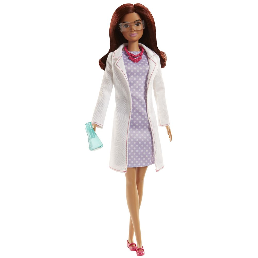 BARBIE CAREER SCIENTIST