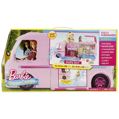 Barbie Dream Camper Img 1 - Toyworld