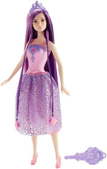 Barbie Endless Hair Doll Pink 1 Img 1 - Toyworld