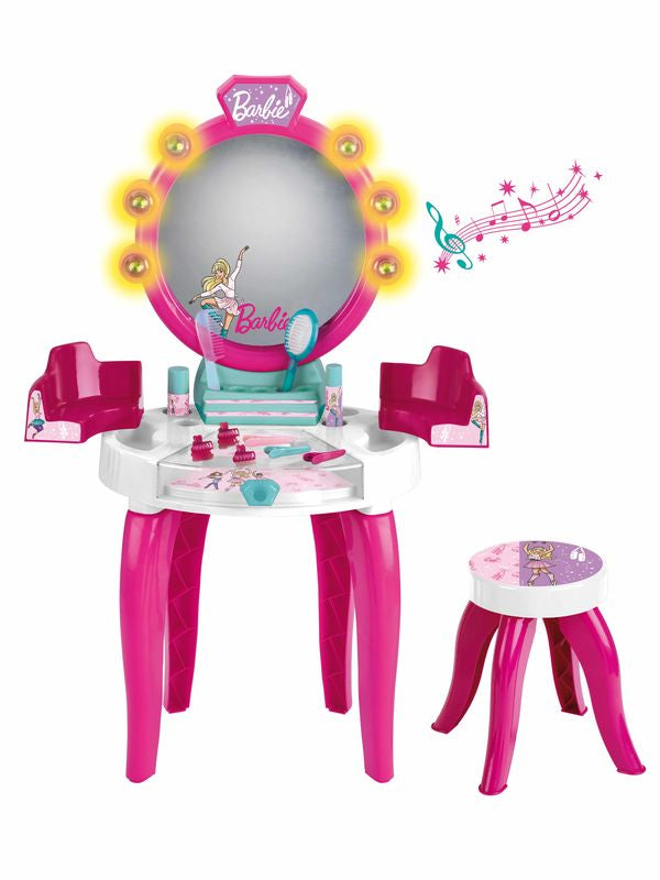 Barbie Beauty Studio With Accessories - Toyworld