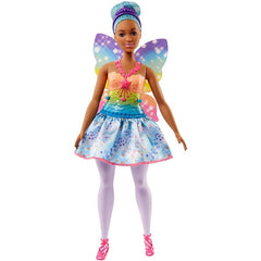 BARBIE DREAMTOPIA FAIRYTALE DOLL BLUE HAIR