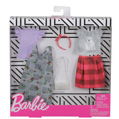 BARBIE FASHION 2 PACK POLAR BEAR SHIRT