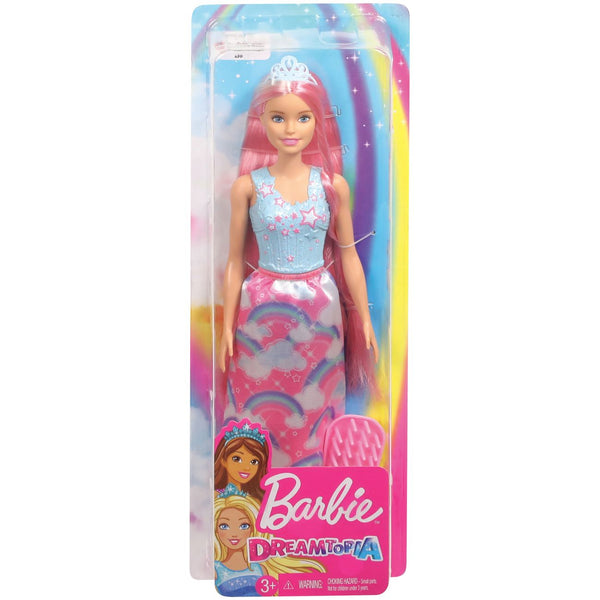 BARBIE HAIRPLAY DOLL PINK HAIR