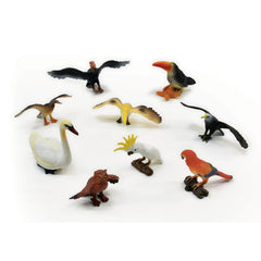 Bird World 9 Piece Figure Set - Toyworld