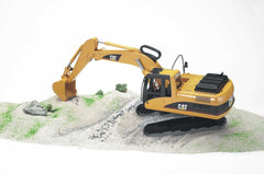 Bruder Cat Excavator Img 1 - Toyworld