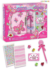 BUTTERFLY DIARY BOOK - Toyworld