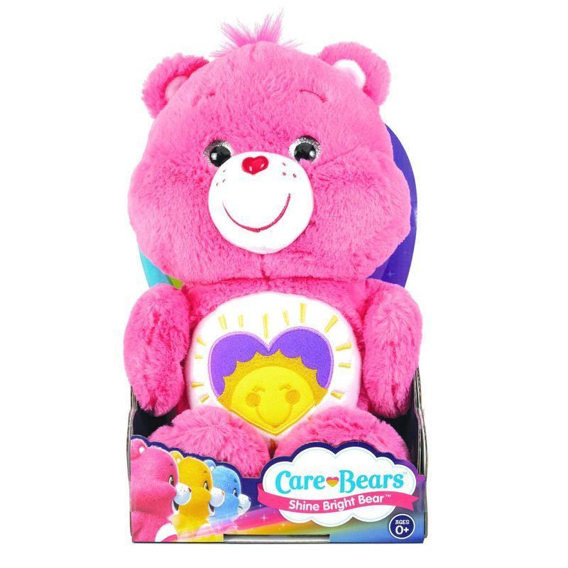 Care Bear Shine Bright Bear - Toyworld