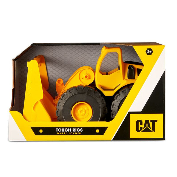 CAT TOUGH RIGS WHEEL LOADER