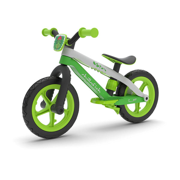 Chillafish Bmxie 2 Lime Balance Bike - Toyworld