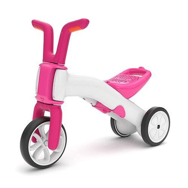 Chillafish Bunzi Bike 2.0 Pink - Toyworld