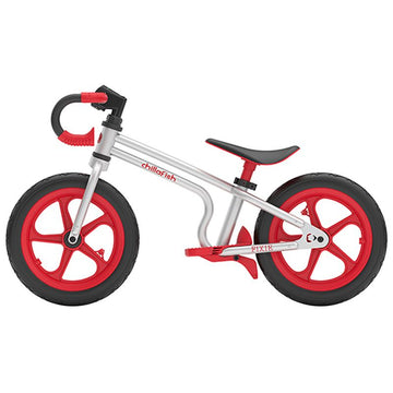 Chillafish Fixie Red Bike - Toyworld