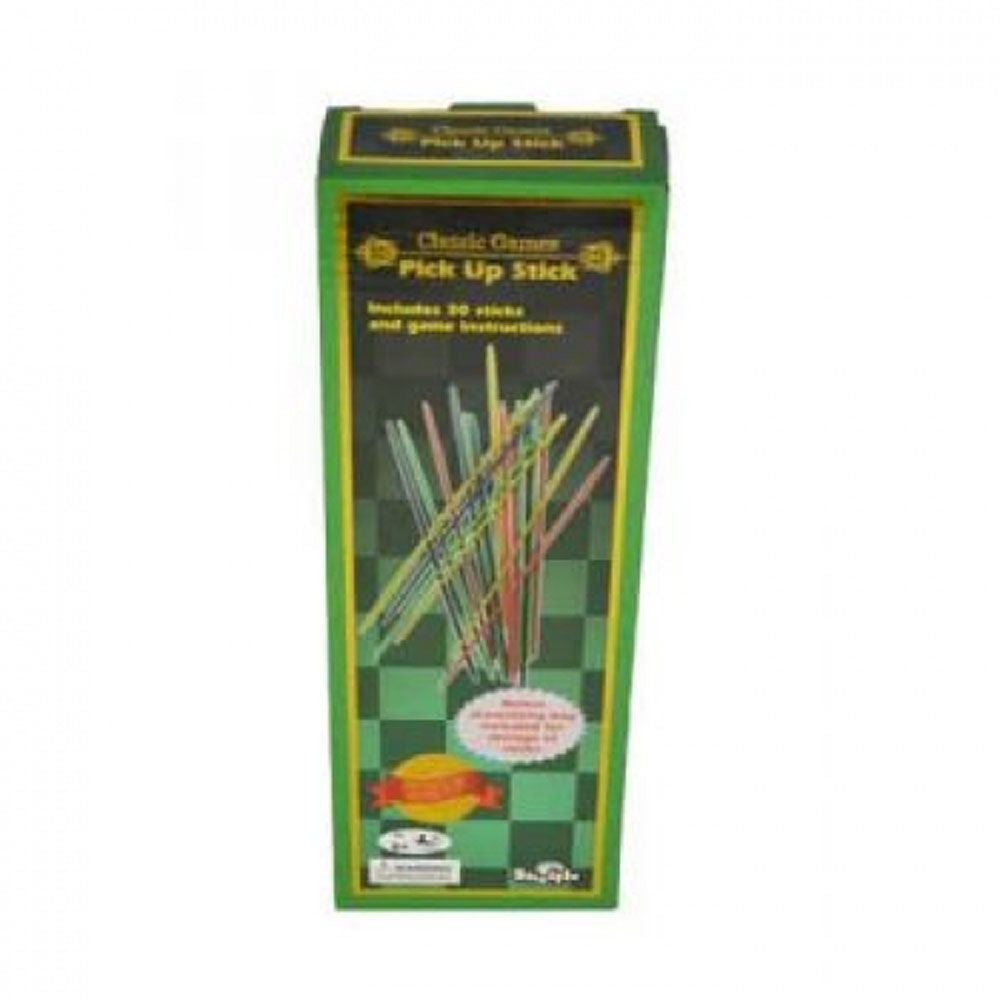 Classic Pick Up Sticks Game - Toyworld