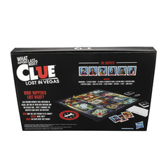 Clue Lost In Vegas Img 2 - Toyworld