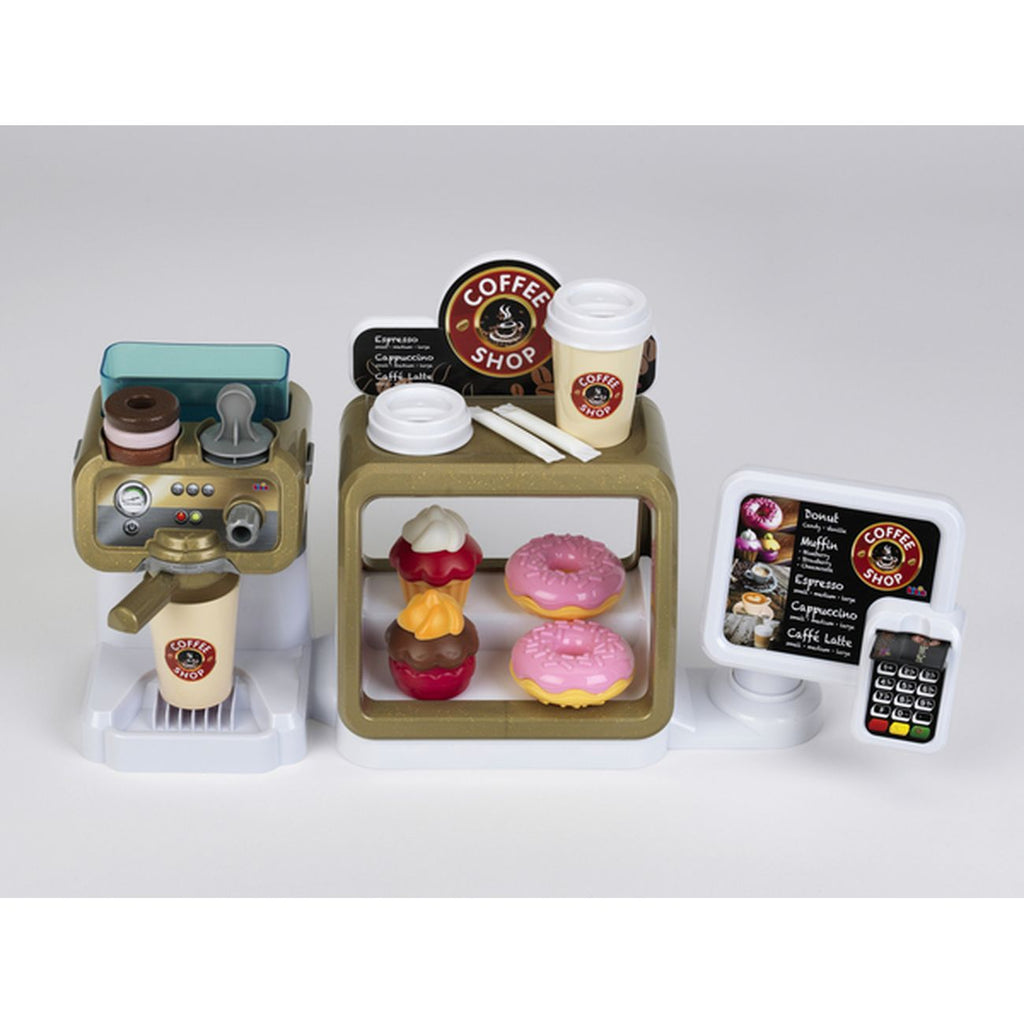 COFFEE SHOP PLAYSET 25 PIECE
