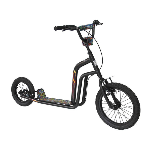 COLORADO KICK SCOOTER BLACK