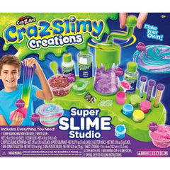 CRA Z SLIMY CREATIONS SUPER SLIME STUDIO