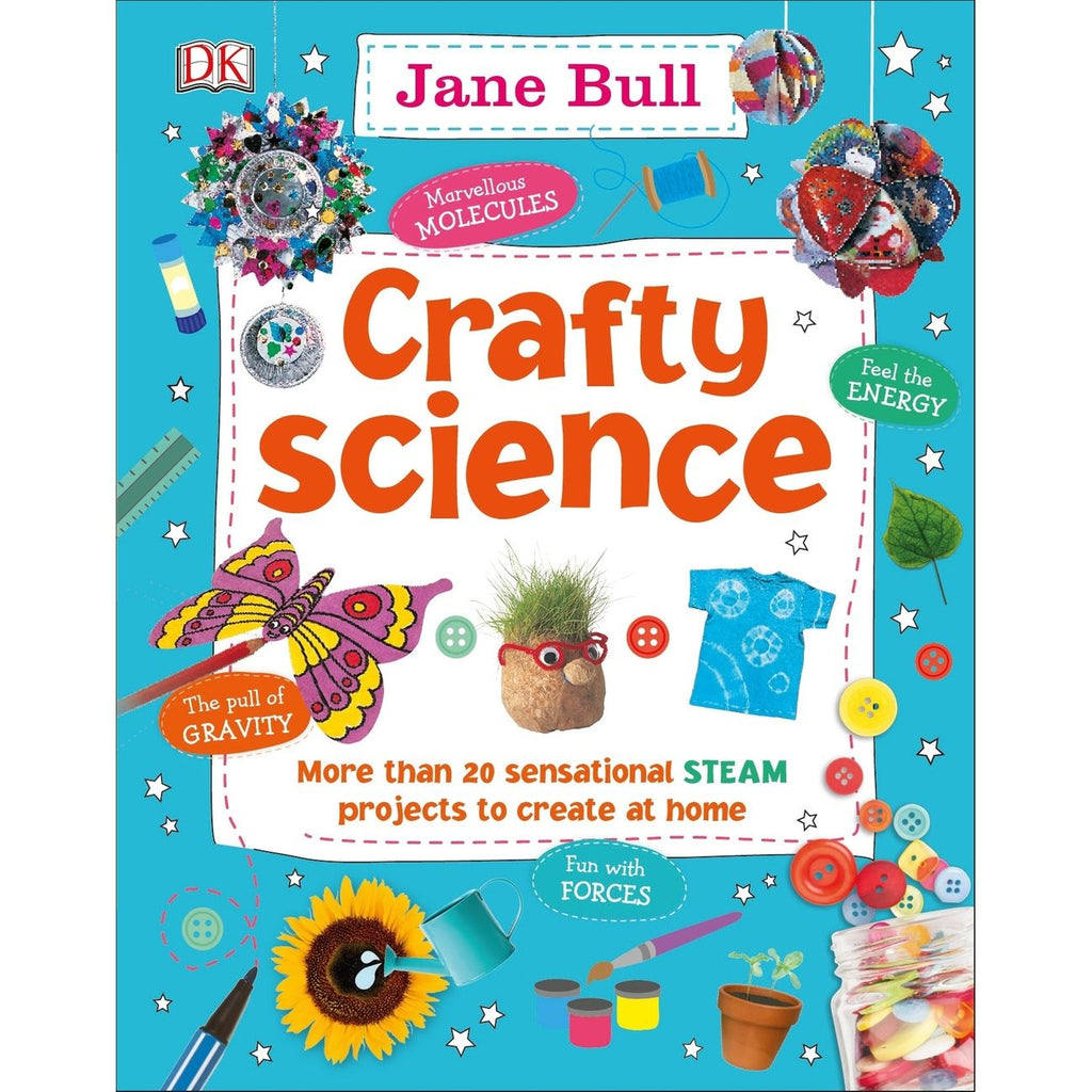 Crafty Science Book - Toyworld