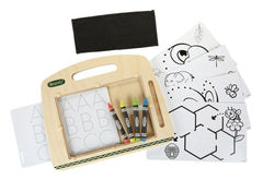 Crayola Dry Erase Activity Board Img 2 - Toyworld