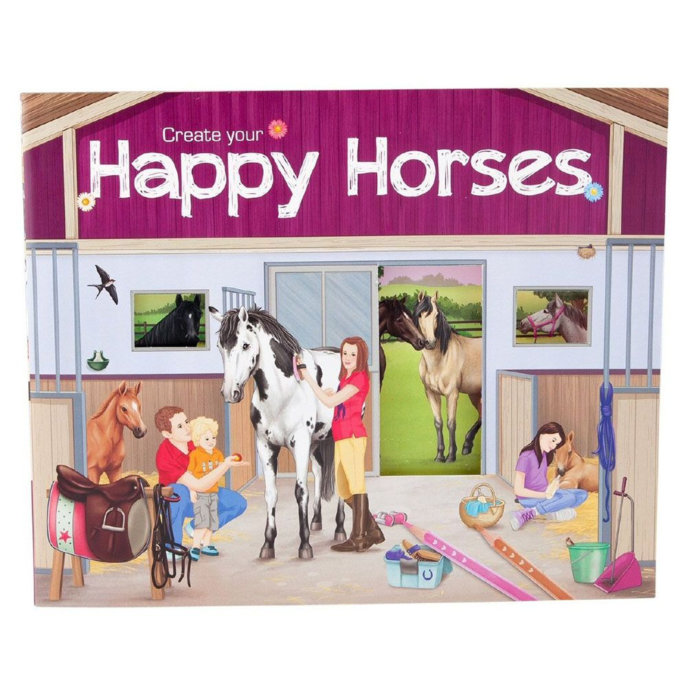 Create Your Happy Horse - Toyworld