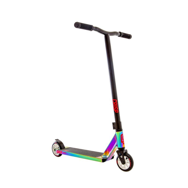 Crisp Surge Scooter Black - Toyworld