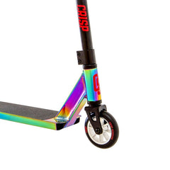 Crisp Surge Scooter Black Img 2 - Toyworld