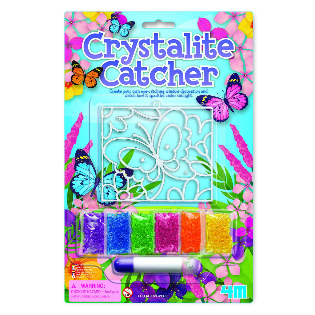 4M Crystalite Catcher Assorted Styles - Toyworld