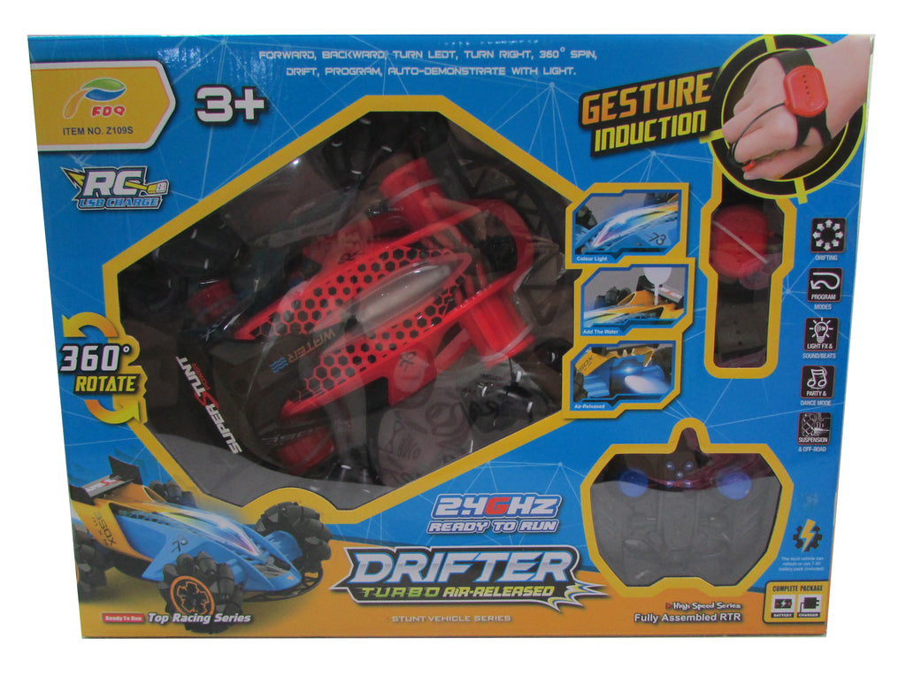 RADIO CONTROLLED DRIFTER TURBO AIR