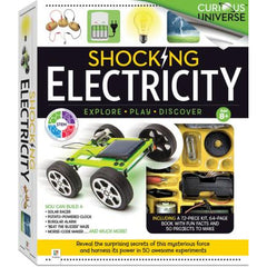 Curious Universe Science Shocking Electricity Box Set - Toyworld