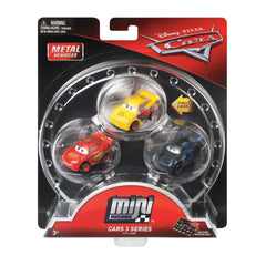 Cars Micro Racers 3 Pack Cars 3 Series - Toyworld