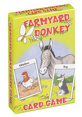 Cartamundi Farmyard Donkey Card Game - Toyworld