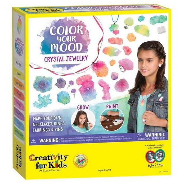 Cfk Colour Your Mood Crystal Jewellery - Toyworld