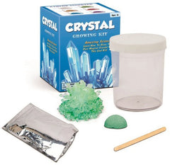 CRYSTAL GROWING KIT ASSORTED COLORS