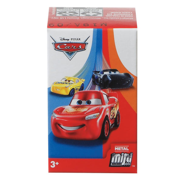 DISNEY CARS MINI SINGLES BLIND BOX