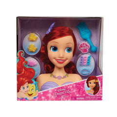 Disney Styling Head Asst Ariel - Toyworld