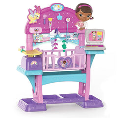 Doc Mcstuffins Baby All In One Nursery - Toyworld