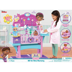 Doc Mcstuffins Baby All In One Nursery Img 2 - Toyworld