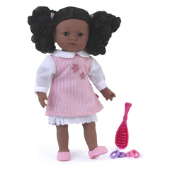 Dolls World Charlotte Black Img 1 - Toyworld
