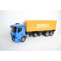 Double Eagle 1:20 Remote Control Mercedes Benz Acros Container Truck - Toyworld