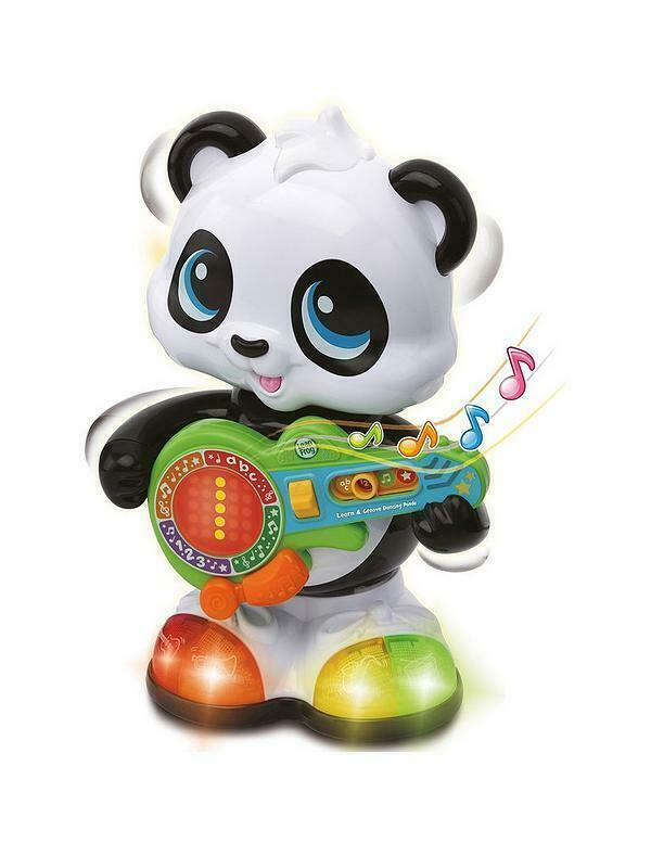 LEAP FROG LEARN AND GROOVE DANCING PANDA